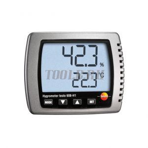 Testo 608-H1 - термогигрометр с поверкой