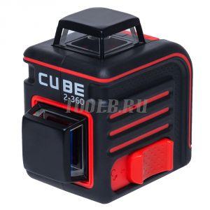 ADA CUBE 2-360 BASIC EDITION - лазерный нивелир