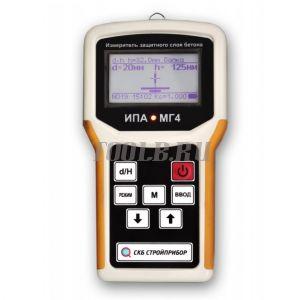ИПА-МГ4.02 - измерители защитного слоя бетона