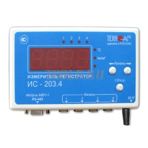 ИС-203.4 - измеритель регистратор