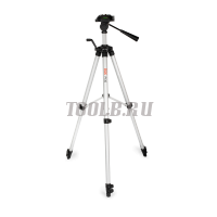 Алюминиевый телескопический штатив RGK F130 - купить в интернет-магазине www.toolb.ru цена и обзор