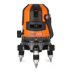 RGK UL-21 MAX - лазерный нивелир
