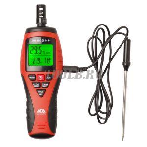 ADA ZHT 100 (6 в 1) - термогигрометр
