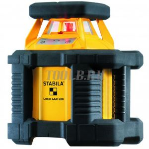 STABILA LAR 200 Complete Set + REC300 - лазерный нивелир ротационный