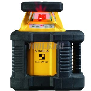 STABILA LAR 250 Allround-Set - лазерный нивелир ротационный