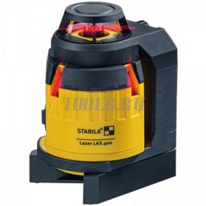 STABILA LAX 400 - лазерный нивелир