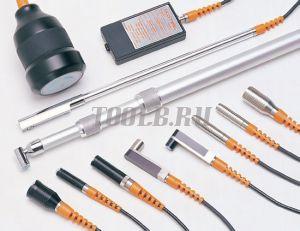 Стандартный датчик Elcometer 456, тип F6, армированный кабель (диапазон измерения 0-25 мм)