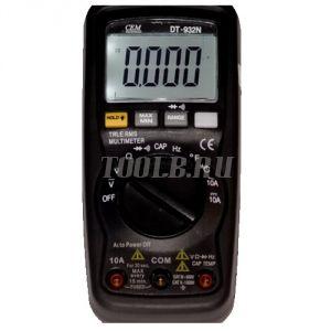 CEM DT-932N - мультиметр цифровой