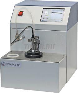 ПТФ-ЛАБ-12 - автоматический аппарат для определения предельной температуры фильтруемости на холодном фильтре с интегрированной системой охлаждения