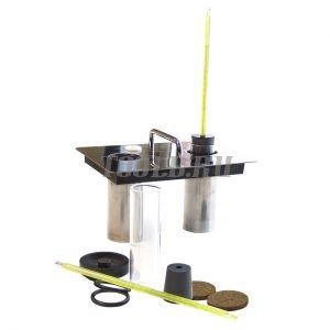 ЛАБ-КТТ - комплект приспособлений для определения температуры текучести нефтепродуктов