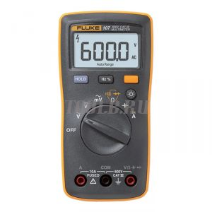 Fluke 106 - мультиметр цифровой с поверкой