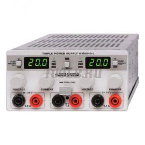 Rohde & Schwarz HM8040-3 - трехканальный источник питания