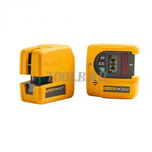 Fluke 180LR + Fluke LDR- лазерный нивелир (уровень) с детектором