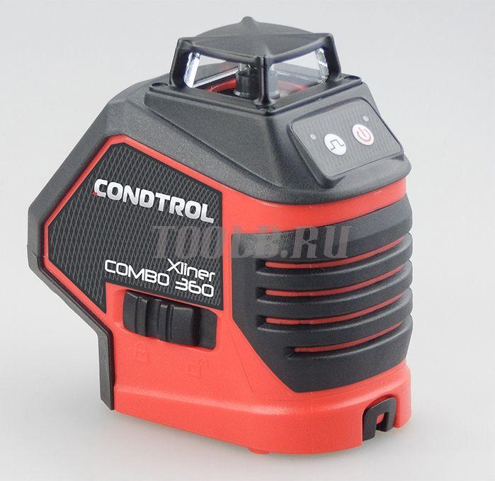 Нивелир Condtrol XLiner Combo 360 - фото 4